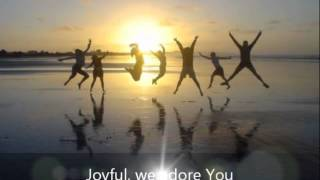 Watch Casting Crowns Joyful Joyful video