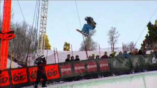Winter Dew Tour - Kelly Clark - 1080 - Winning Run Snowboard Superpipe - Snowbasin 2011