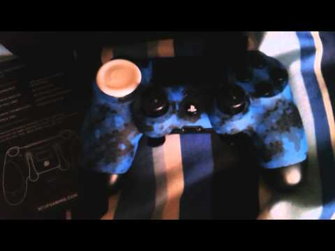 PS4 scuf unboxing