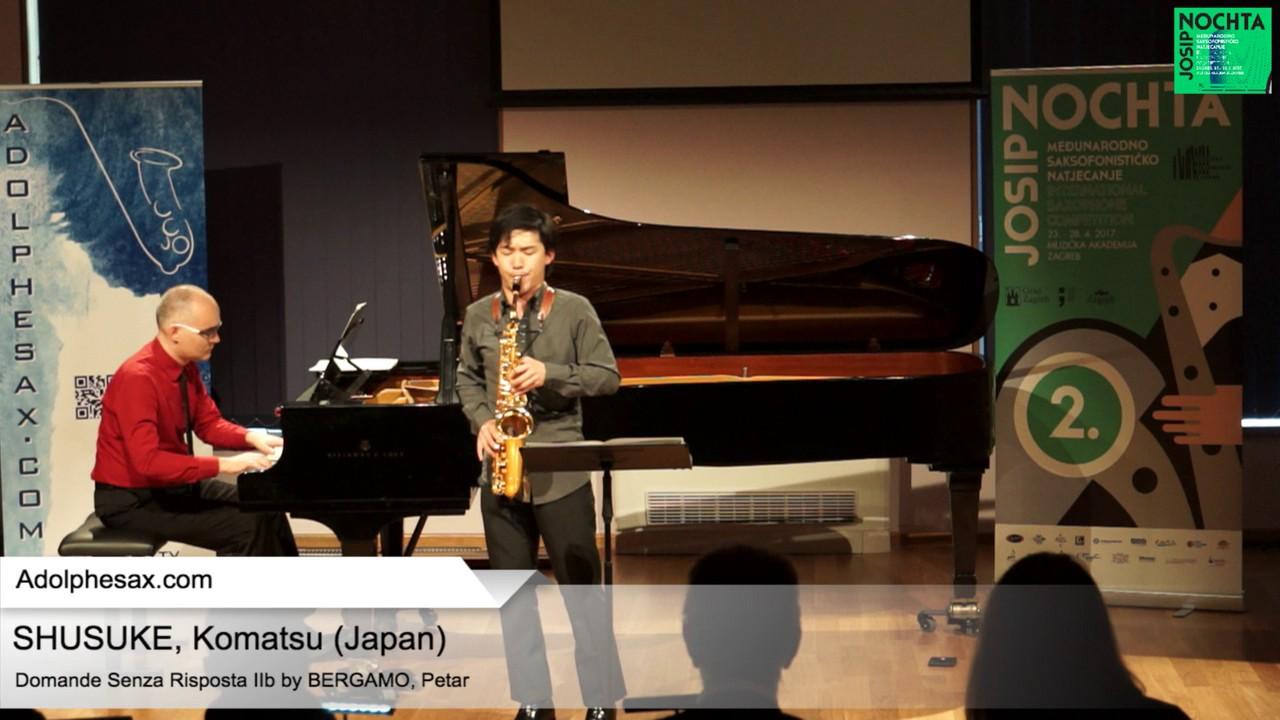 Domande senza risposta IIb by Petar Bergamo – SHUSUKE, Komatsu (Japan)