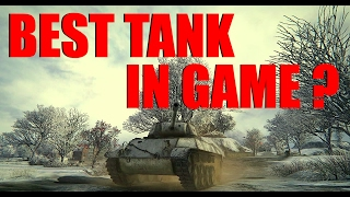 WOT - Best Tank in Game Tier For Tier? | World of Tanks