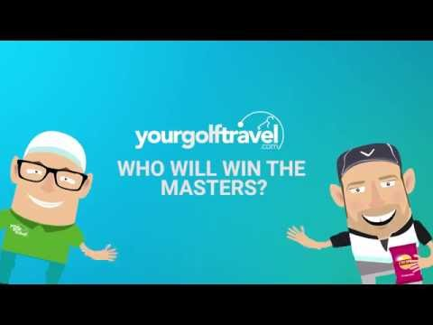 Mark Crossfield & Coach Lockey predict who will win The Masters at Augusta National