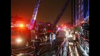 VTC14 | 7 giờ trước khi cháy, cư dân Carina đã phản ánh nguy cơ hỏa hoạn
