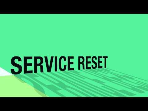 worcester  greenstar cdi service reset