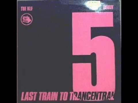 The KLF  Last Train 1989 Pure Trance Original