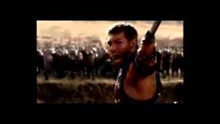 Спартак: Война проклятых / Spartacus: War of the Damned - Final Battle Spartacus & Crassus