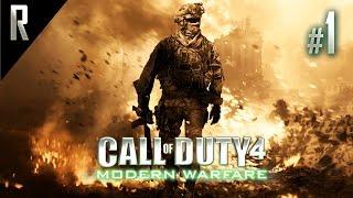 ◄ Call of Duty Modern Warfare - Walkthrough HD - Part 1