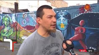INFORME MURALES DE SILVIA PÉREZ RUIZ: