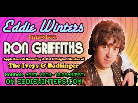 Ron Griffiths Exclusive Interview: The Iveys, Badfinger, Apple Records and more..