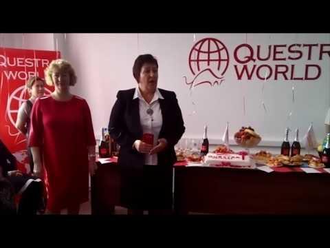 QuestraWorld - opening in Almaty