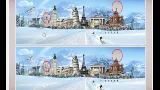 Найди отличия-2 Одноклассники уровень 31, 32, 33, 34, 35, 36, 37, 38, 39, 40 ответы
