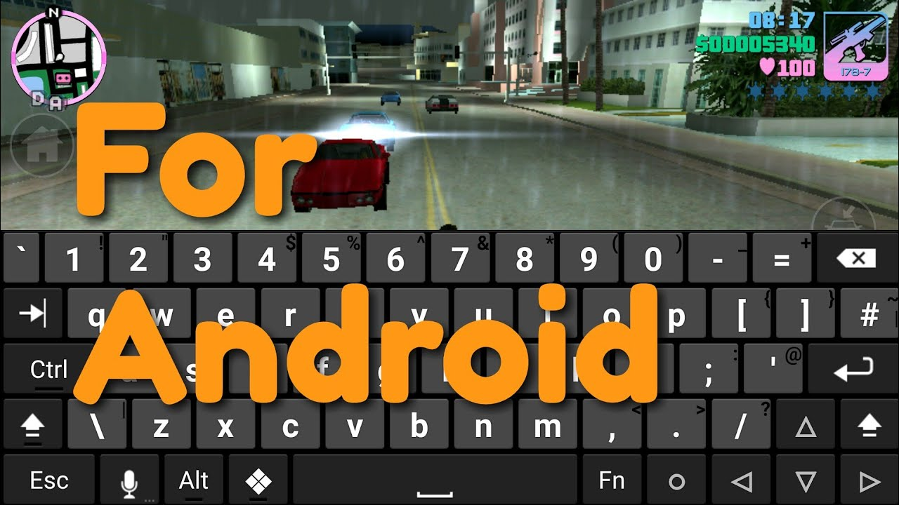 game keyboard for gta vice city android free download