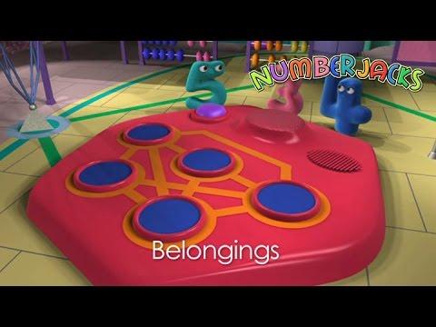 Download NUMBERJACKS | Belongings | S1E9