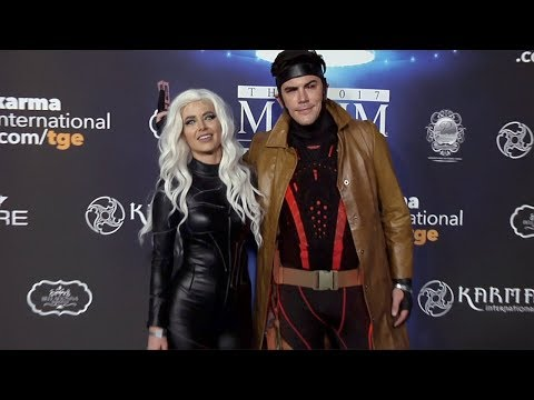 Ariana Madix and Tom Sandoval 2017 Maxim Halloween Party