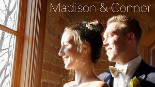 Madison and Connor | September 23, 2017