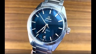 Omega Constellation Globemaster 130.30.39.21.03.001 Omega Watch Review