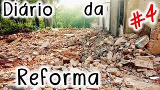 """Baixar DIÁRIO DA REFORMA #4 🏠 """"Construindo 'mais uma Casa'"""" ★ (Casa dos Pais)"""