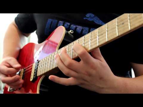 Lamb of god - Broken hands (guitar cover)