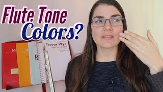 How to create tone colors on the flute