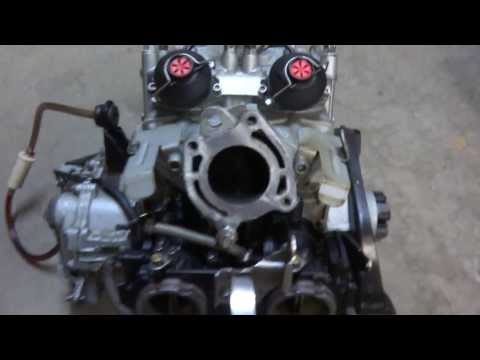 Seadoo Engine last minute bolt ons and install - YouTube