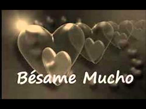 Besame Mucho Cover English version