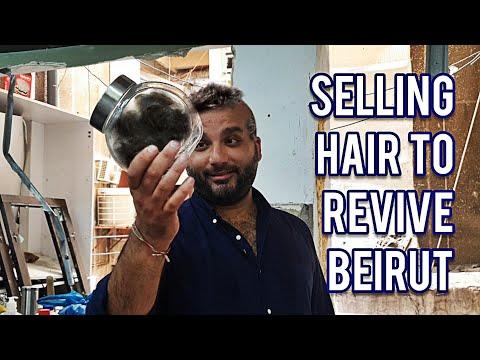 Reviving A Barber Shop Destroyed By The Beirut Explosion | إحياء محل حلاقة تم تدميره في إنفجار بيروت