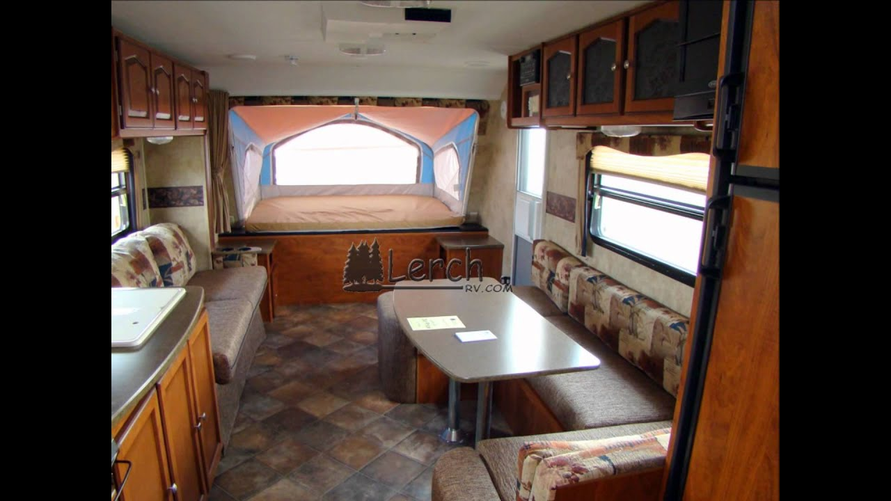 Expandable Travel Trailers >> 2012 Keystone Passport Express 235 Hybrid camper@Lerch RV ...