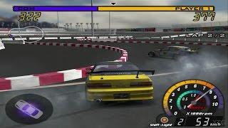 D1 Professional Drift Grand Prix Series PS2 Gameplay HD (PCSX2)