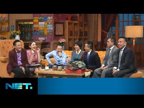 Lukman Sardi, Lola Amaria & Bagito P-4   Ini Talk Show   Sule & Andre   NetMediatama