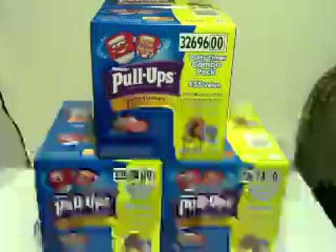 ***HOT*** Unadvertised Huggies Pullups At Walmart