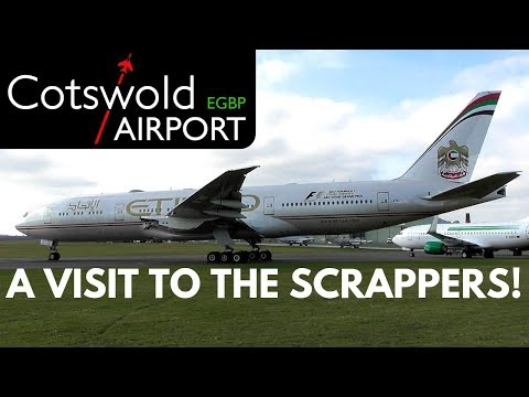 Kemble Cotswold Airport | The Aircraft Graveyard