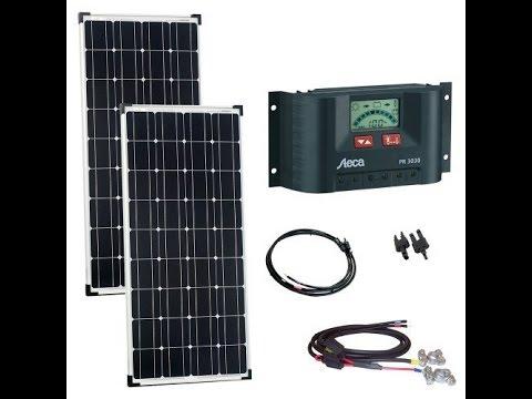 Photovoltaik anlagen kaufen 500w photovoltaik insel anlage youtube