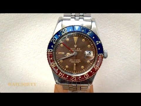 RARE VINTAGE ROLEX I TUDOR I OMEGA - Grail Watch Pieces At David Duggan Watches London UK