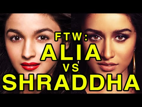 For The Win: Alia Bhatt vs Shraddha Kapoor