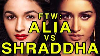 For The Win: Alia Bhatt vs Shraddha Kapoor