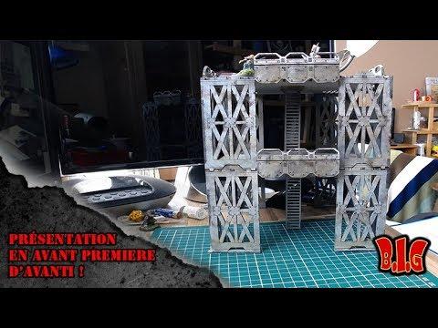 Ouverture Et Montage  Secteur Industriel SF TT Combat Partie 1