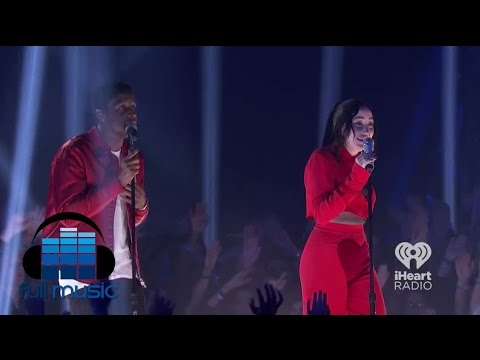 Noah Cyrus - Make Me (Cry) Feat. Labrinth (iHeartRadio Music Awards 2017)[Live]