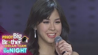 PBB Lucky Season 7 2nd Lucky Big Placer: Kisses Delavin