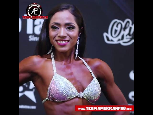 ALYSSA TANG - BIKINI FITNESS - MR OLYMPIA 2020 - TEAM AMERICAN - www.TeamAmericanPro.com