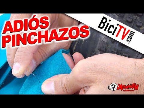 Cómo no pinchar en bicicleta Bandas antipinchazos Fundax