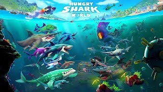 HUNGRY SHARK WORLD ON PS4 / XBOX / SWITCH!!!