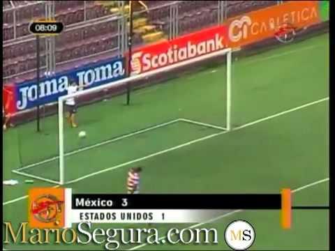 México vs Estados Unidos Final Copa Saprissa Sub-17 - YouTube