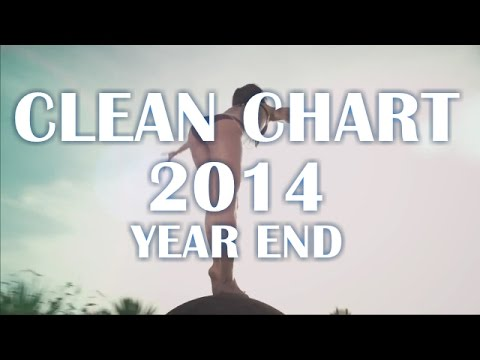 TOP 100 SONGS OF 2014 (YEAR END CLEAN CHART)