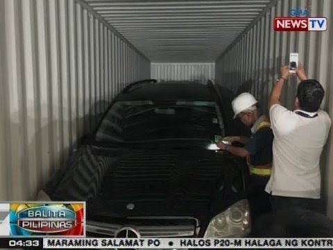 BP: Halos P20M halaga ng misdeclared products, nasabat ng BOC sa pantalan