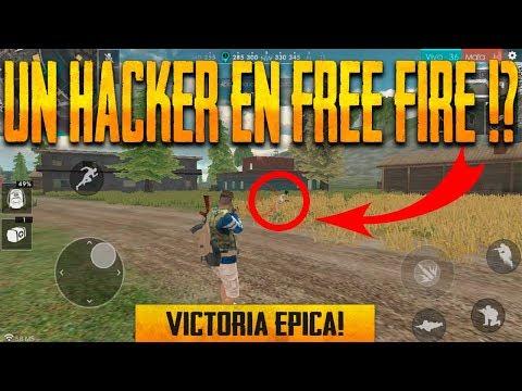 ME ENCUENTRO CON UN HACKER | SOLO VS SQUAD PARTIDA SUPER EPICA #1 | FREE FIRE BATTLEGROUNDS