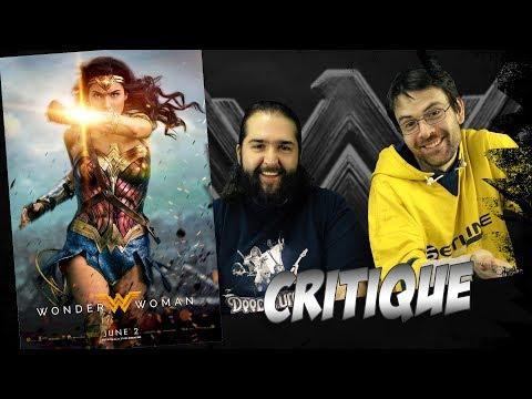 Critique - Wonder Woman - Avec ET sans Spoil (Spoilers à partir de 10:37) thumbnail