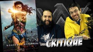 Critique - Wonder Woman - Avec ET sans Spoil (Spoilers à partir de 10:37)
