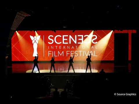 SCENECS Grand Gala Award Event 2016