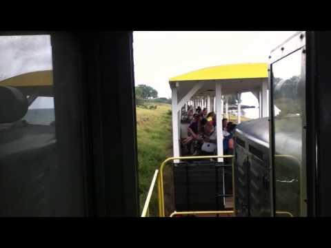 Hawaiian Railway Society Cab Ride Part 6