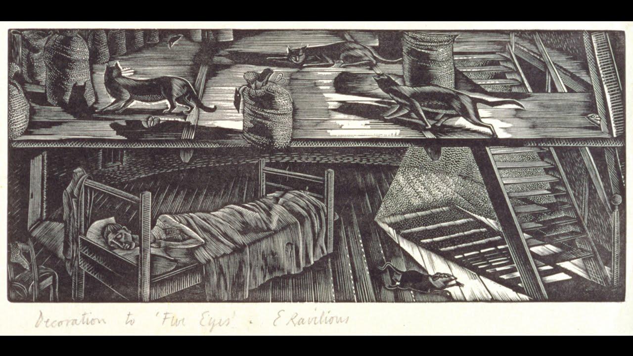 Five Eyes By Walter De La Mare Read By Elric Hooper